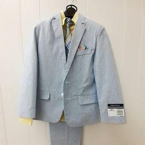 Nautica 4 Peice Suit